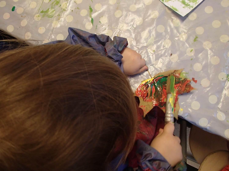 målet for desember måned i barnehagen